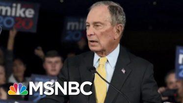 Mike Bloomberg's Democratic Rivals Sharpen Their Attacks | Morning Joe | MSNBC 5
