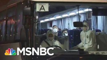 14 Americans Test Positive For Coronavirus | Morning Joe | MSNBC 6