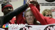 Powerful Union Declines To Endorse In Nevada | Katy Tur | MSNBC 3