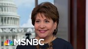 Democrats Vie For Latino Ahead Of The Most Diverse Early Voting State Yet | Andrea Mitchell | MSNBC 2