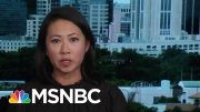 Bloomberg Surrogate: 'Judging The Candidates By What They Have Done Recently' | MTP Daily | MSNBC 4