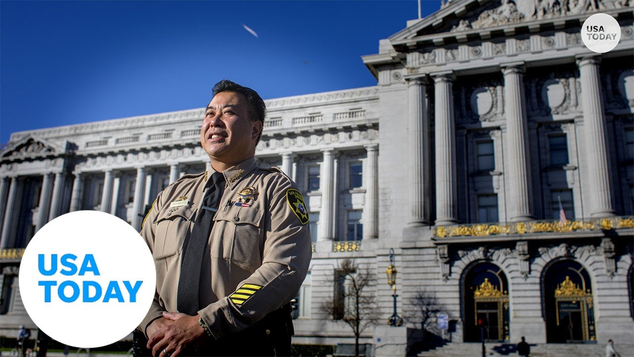 Meet California's first Asian-American sheriff | USA TODAY 1