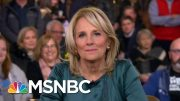Dr. Jill Biden: Trump Attacks On Biden Family 'Disgraceful' | MSNBC 2