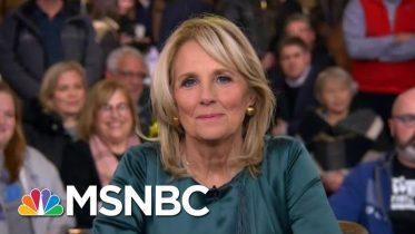 Dr. Jill Biden: Trump Attacks On Biden Family 'Disgraceful' | MSNBC 6