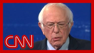 Sanders takes on Bloomberg. See question he wouldn't answer. 6