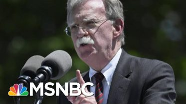 Former Obama Adviser: John Bolton Is 'Motivated Above All By Profit' | The Last Word | MSNBC 6