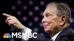 What Kind Of Campaigner Will Bloomberg Be Beyond The Ad Blitz? | The 11th Hour | MSNBC 1
