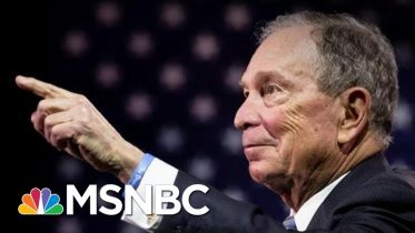 What Kind Of Campaigner Will Bloomberg Be Beyond The Ad Blitz? | The 11th Hour | MSNBC 6
