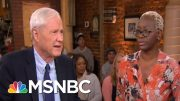 Jason Johnson To Sanders' Surrogate: 'Describe People For The Positions That They Have' | MSNBC 4