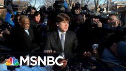 Trump Planning To Commute Sentence Of Ex-Illinois Gov. Rod Blagojevich | MSNBC 2