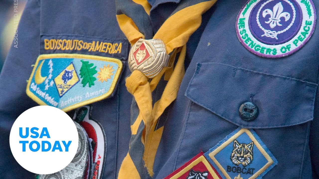 Boy Scouts files for bankruptcy amid deluge of child sex abuse cases   USA TODAY 6