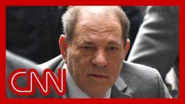 Jury hears evidence in Harvey Weinstein rape trial 8