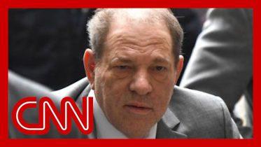 Jury hears evidence in Harvey Weinstein rape trial 6