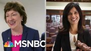 Dems Battle To Retake Control Of The Senate In 2020 | The Last Word | MSNBC 4