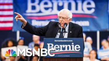 Why Bernie Sanders And His Message Resonates With Younger Voters | The 11th Hour | MSNBC 6
