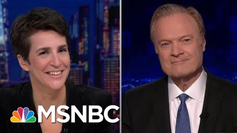 Lawrence & Rachel Question Reports That Barr May Leave DOJ Over Trump Tweets | The Last Word | MSNBC 1