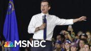 Pete Buttigieg Reacts To Rush Limbaugh's 'Kissing' Remarks | Morning Joe | MSNBC 4