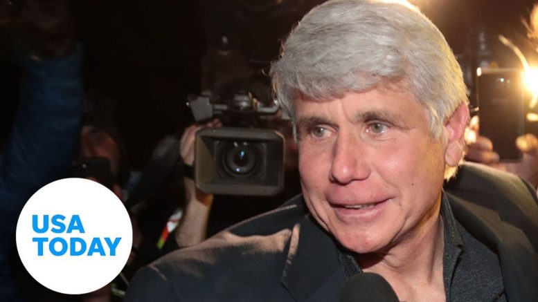 Former Illinois Gov. Rod Blagojevich holds news conference | USA TODAY 1