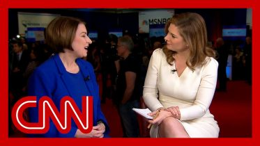 Klobuchar: There weren't enough jabs at Trump during the debate 6