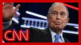 Nevada debate a disaster for Bloomberg, CNN political experts say 9