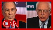 Bernie Sanders clashes with Bloomberg over wealth and big business 4