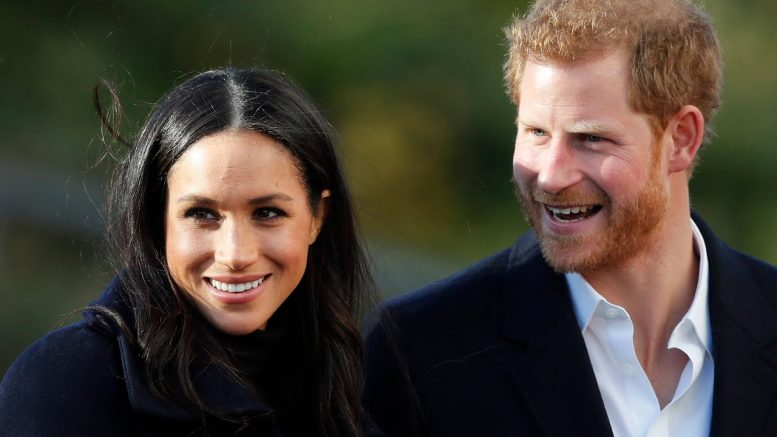 Harry and Meghan to make official royal exit on March 31 1