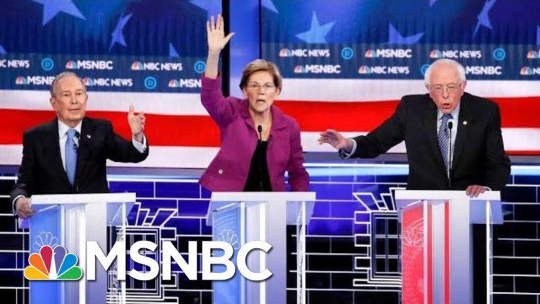 Claire McCaskill: Las Vegas Debate Was 'A Presidential Version Of 'Survivor'' | MSNBC 1