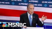 Lawrence: Bloomberg 'Suffered The Worst Blows' | MSNBC 5