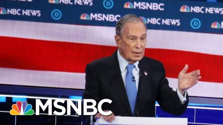 Lawrence: Bloomberg 'Suffered The Worst Blows' | MSNBC 1