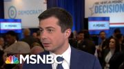 Buttigieg: Choice Between Bloomberg, Sanders 'Not Good For Our Ability To Win' | Hardball | MSNBC 5
