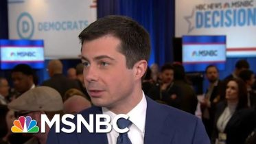 Buttigieg: Choice Between Bloomberg, Sanders 'Not Good For Our Ability To Win' | Hardball | MSNBC 6