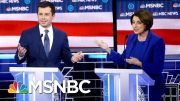 Nicolle Wallace: Debate Proved Buttigieg Most Disciplined Candidate | MSNBC 5