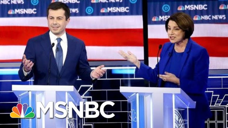 Nicolle Wallace: Debate Proved Buttigieg Most Disciplined Candidate | MSNBC 1