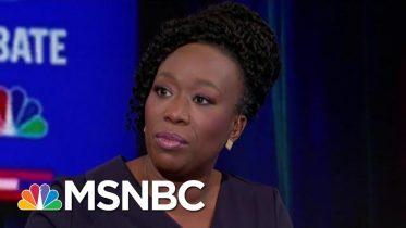 Joy Reid: Democrats' Choice Shows A Generational Divide | The 11th Hour | MSNBC 6