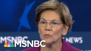 Contentious: Democrats Trade Jabs At Nevada Debate - Day That Was | MSNBC 2