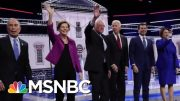 Joe: Bernie Sanders, President Donald Trump Were Two Big Winners Last Night | Morning Joe | MSNBC 4