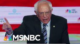 What Last Night's Debate Could Mean For Bernie Sanders | Morning Joe | MSNBC 9