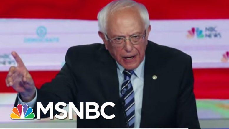 What Last Night's Debate Could Mean For Bernie Sanders | Morning Joe | MSNBC 1