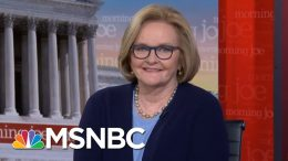 'It's Time For These Debates To Be Tougher': Claire McCaskill | Morning Joe | MSNBC 8