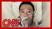 Coronavirus whistleblower doctor is online hero in China 2