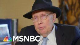 Harry Reid: Don't Count Elizabeth Warren Out | Hallie Jackson | MSNBC 6