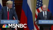 NYT Report: Russia Is Interfering In The 2020 Election, Putin Still Favors Trump | MTP Daily | MSNBC 3