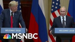 NYT Report: Russia Is Interfering In The 2020 Election, Putin Still Favors Trump | MTP Daily | MSNBC 9