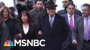 Judge Rebuffs Trump, Sends Adviser Roger Stone To Prison For Three Years | MSNBC 5
