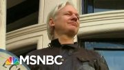 Former Congressman Dangled Trump Pardon To Assange | All In | MSNBC 3