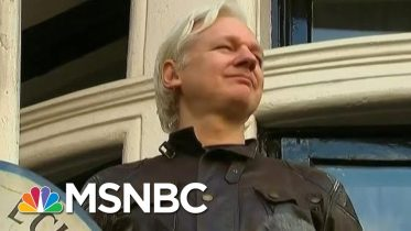 Former Congressman Dangled Trump Pardon To Assange | All In | MSNBC 6