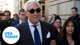 Roger Stone sentenced to 40 months in prison for obstructing Congress | USA TODAY 7