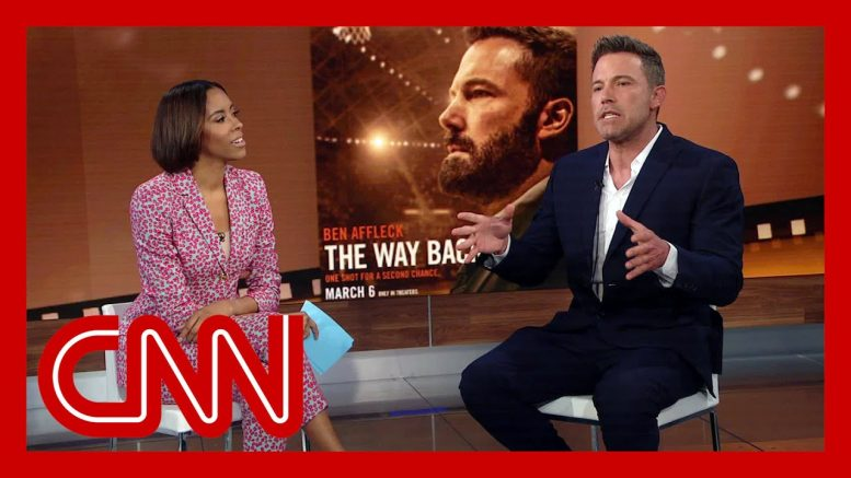 Ben Affleck says his latest movie role hit close to home 1