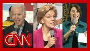 Democratic candidates react to Iowa caucus confusion 2