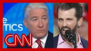 John King takes on Trump Jr.'s attack: This is dangerous 4
